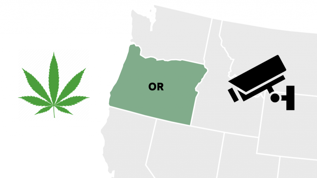 Oregon Recreational Marijuana Security Requirements